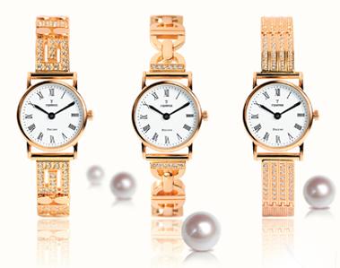 Женские золотые часы на золотом браслете  каталог, цены, фото ... 91aeb366b58