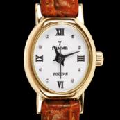 Женские золотые часы отечественного производства