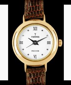 золотые часы гамма