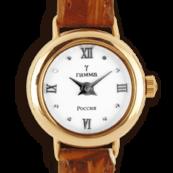 Золотые часы женские наручные