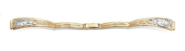 Золотые часы с золотым браслетом женские