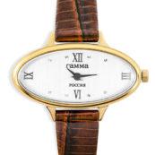 Золотые часы женские купить в Крыму