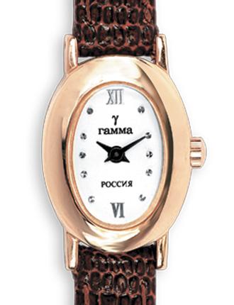 Золотые часы женские каталог
