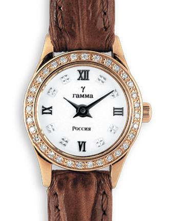 Золотые часы женские купить в СПб