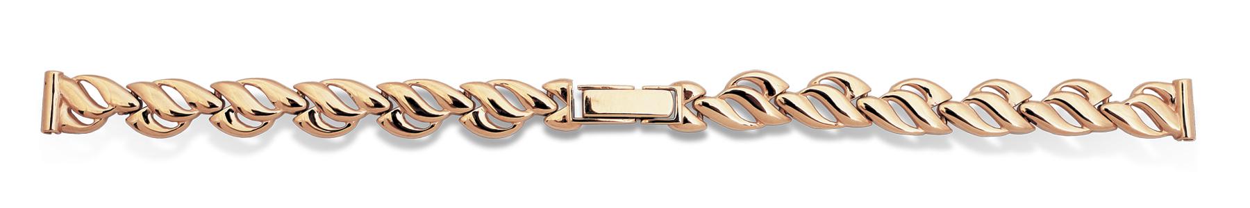Женские браслеты из золота часовые