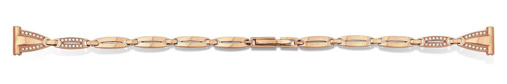 Купить золотой браслет на часы