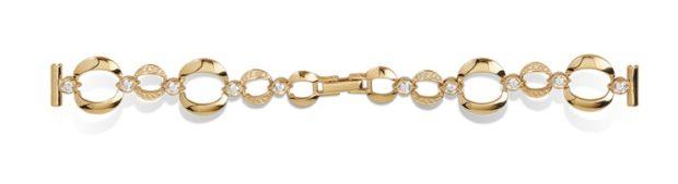 Золотые браслеты для часов женских
