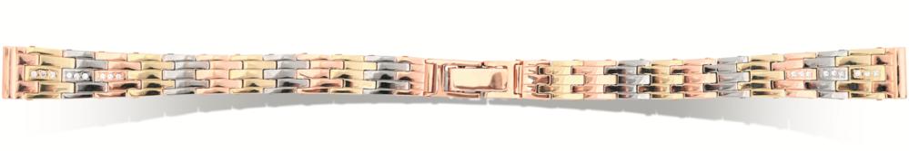 Золотые браслеты для часов