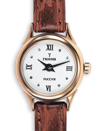 1241bcffcba0 Золотые часы женские цена. Купить золотые часы Гамма