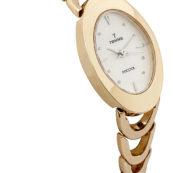 купить золотые часы на браслете