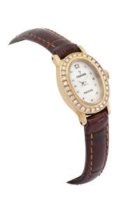 золотые часы с бриллиантами