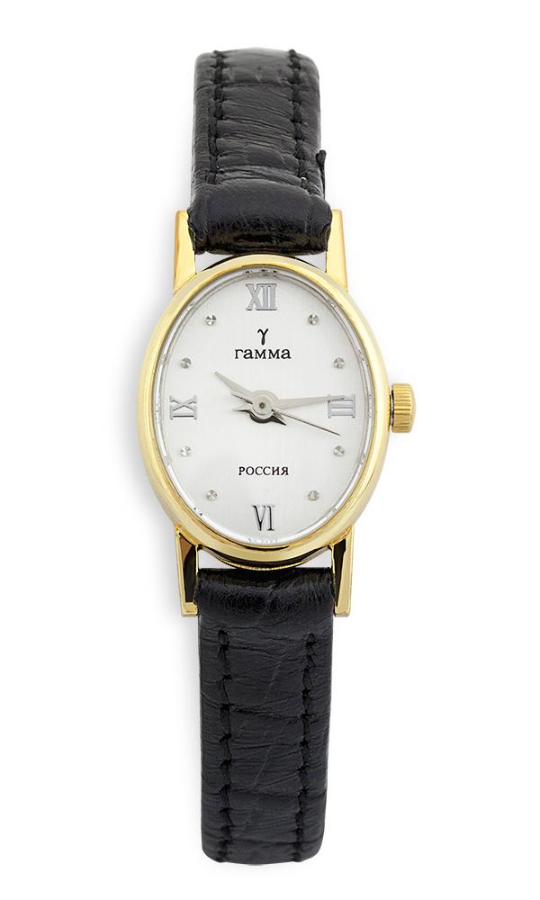 Российские часы женские золотые