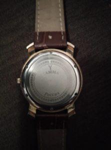 как отличить золотые часы Гамма от подделки