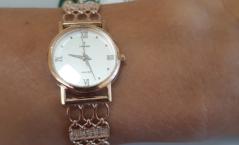 как отличить настоящие золотые часы Гамма