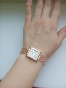 браслет для часов Ника
