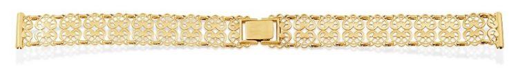женский браслет 14 мм для часов