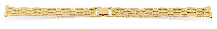 женский браслет для золотых часов